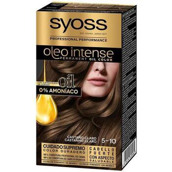 Beauté Femme Colorations Syoss Olio Intense Tinte Sin Amoniaco 5.10-castaño Claro