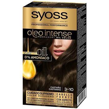 Beauté Femme Colorations Syoss Olio Intense Tinte Sin Amoniaco 3.10-castaño