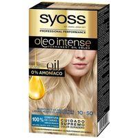 Beauté Femme Colorations Syoss Olio Intense Tinte Sin Amoniaco 10.50-rubio Claro Ceniza