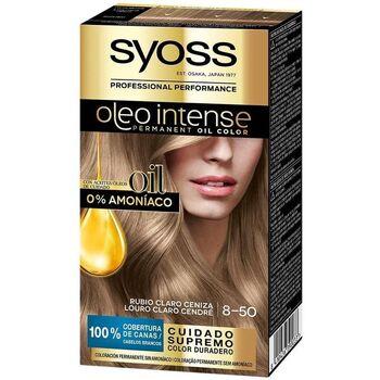 Beauté Femme Colorations Syoss Olio Intense Tinte Sin Amoniaco 8.50-rubio Ceniza
