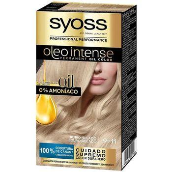 Beauté Femme Colorations Syoss Olio Intense Tinte Sin Amoniaco 9.11-rubio Helado