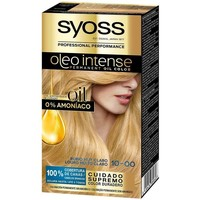 Beauté Femme Colorations Syoss Olio Intense Tinte Sin Amoniaco 10.0-rubio Claro Claro