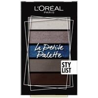 Beauté Femme Fards à paupières & bases L'oréal la petite palette Ombres à paupières   Stylist   5x0... Autres