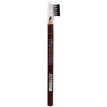 Beauté Femme Maquillage Sourcils Modelite Crayon sourcils N°3 brune   1,3g Marron