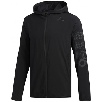 Vêtements Homme Sweats adidas Originals Logo Hoodie Noir
