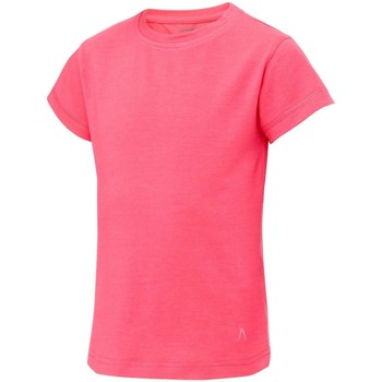 Vêtements Fille T-shirts manches courtes Boomerang W16-TRA-G-01-C Roses