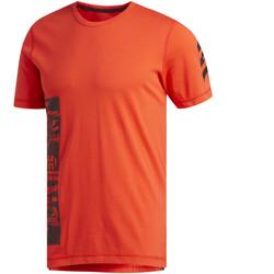 Vêtements Homme T-shirts manches courtes adidas Originals Harden Tee Rouge