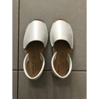 Chaussures Femme Sandales et Nu-pieds Avarcas Sandales Avarcas Blanches Blanc