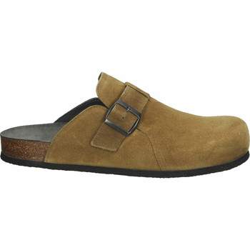 Chaussures Homme Sabots Think Mules Olive