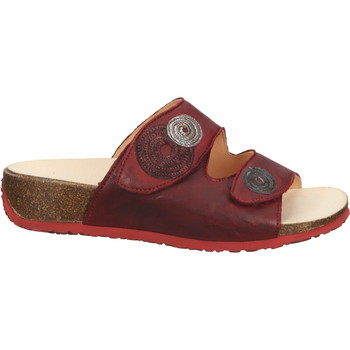 Chaussures Femme Mules Think Mules Rot