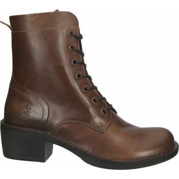 Chaussures Femme Boots Fly London Bottines Camel