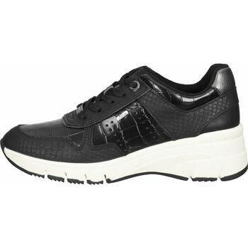 Chaussures Femme Baskets basses S.Oliver Sneaker Schwarz