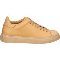 Chaussures Femme Baskets basses Steven New York Sneaker Camel