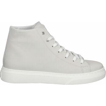 Chaussures Femme Baskets montantes Steven New York Sneaker Weiß