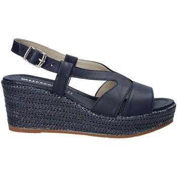 Chaussures Femme Sandales et Nu-pieds Valleverde 32211 Bleu
