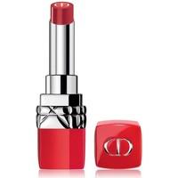 Beauté Femme Rouges à lèvres Christian Dior rouge à lèvres- Rouge Ultra Care  635-Ecstase 3,2gr lipstick- Rouge Ultra Care  #635-Ecstase 3,2gr
