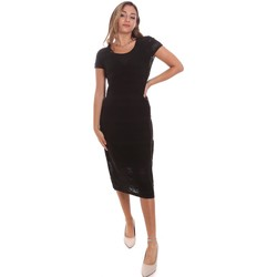 Vêtements Femme Robes courtes Gaudi 111BD13004 Noir