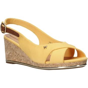 Chaussures Femme Sandales et Nu-pieds Wrangler WL01530A Jaune