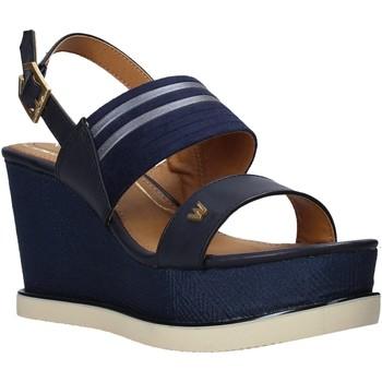 Chaussures Femme Sandales et Nu-pieds Wrangler WL01592A Bleu