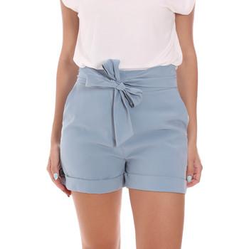 Vêtements Femme Shorts / Bermudas Gaudi 111BD25009 Bleu