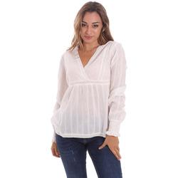 Vêtements Femme Tops / Blouses Gaudi 111BD45024 Blanc