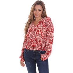 Vêtements Femme La Fiancee Du Me Gaudi 111BD45044 Rouge
