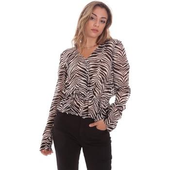 Vêtements Femme La Fiancee Du Me Gaudi 111BD45044 Marron