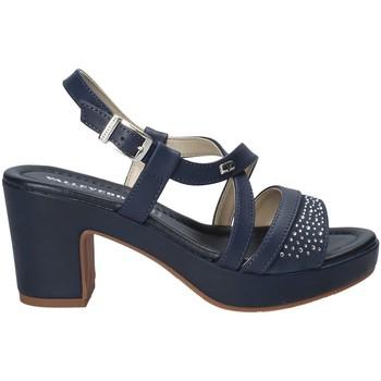 Chaussures Femme Sandales et Nu-pieds Valleverde 32501 Bleu