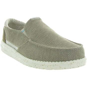Chaussures Homme Mocassins Hey Dude THAD SOX Beige