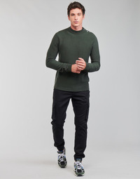 Vêtements Homme Pantalons cargo Only & Sons  ONSCAM Noir