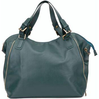 Sacs Femme Sacs porté épaule Oh My Bag CAMELIA Bleu canard