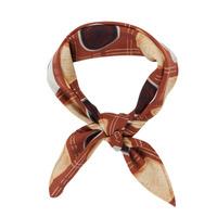 Accessoires textile Femme Echarpes / Etoles / Foulards Soi Paris x Spartoo PANIER Marron
