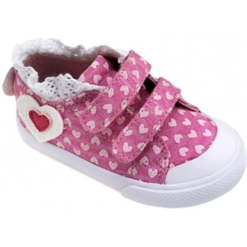Chaussures Fille Baskets basses Chicco 25195-15 Rose