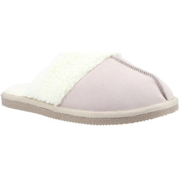 Chaussures Femme Chaussons Hush puppies  Beige