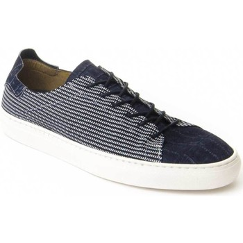 Chaussures Femme Baskets basses Montevita 71811 BLUE