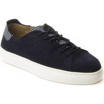 Chaussures Femme Baskets basses Montevita 71814 BLUE