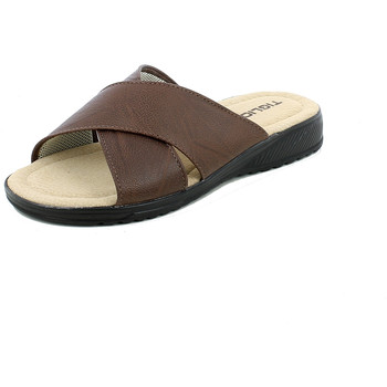 Chaussures Homme Mules Tiglio 803.02_41 Marron