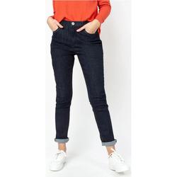 Vêtements Femme Jeans droit TBS FIRMIPOC Bleu marine