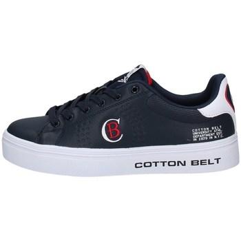 Chaussures Homme Baskets basses Cotton Belt CBM114040/53 BLEU