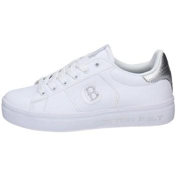 Chaussures Femme Baskets basses Cotton Belt CBW114080/04 BLANCHE
