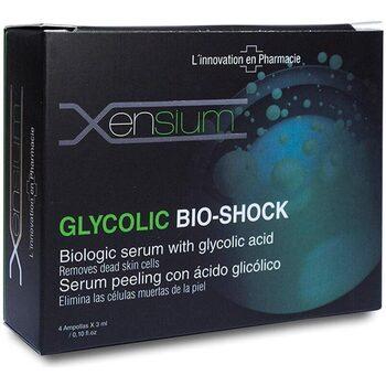 Beauté Anti-Age & Anti-rides Xesnsium Xensium Bio-shock Glycolic 4 Ampollas X