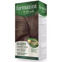 Beauté Colorations Farmatint Gel Coloración Permanente 5d-castaño Claro Dorado