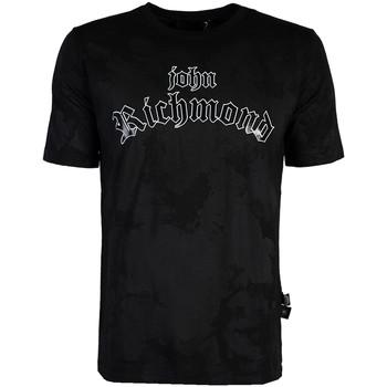 Vêtements Homme T-shirts manches courtes John Richmond  Noir