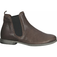 Chaussures Femme Boots Think Bottines Tabacco