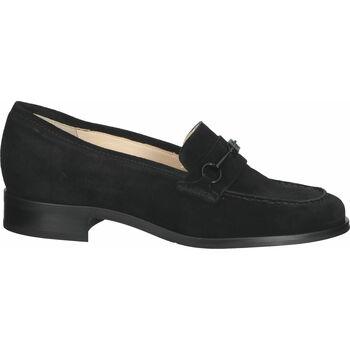 Chaussures Femme Mocassins Högl Babouche Schwarz