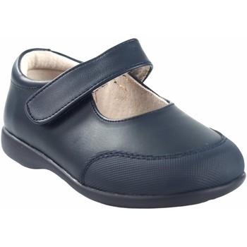 Chaussures Fille Ballerines / babies Bubble Bobble Chaussure fille  a005 bleu Bleu