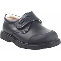 Chaussures Garçon Mocassins Bubble Bobble Chaussure garçon  a2091 noir Noir