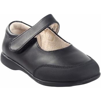Chaussures Fille Ballerines / babies Bubble Bobble Chaussure fille  a005 noir Noir