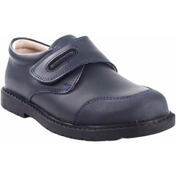Chaussures Garçon Mocassins Bubble Bobble Chaussure garçon  a2091 bleu Bleu