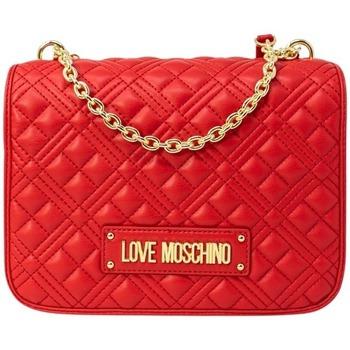 Sacs Femme Sacs Bandoulière Love Moschino JC4000PP1C rouge